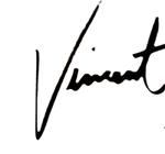 Vincent j number 8